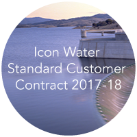 Icon Water Standard Customer Contract 2017-18