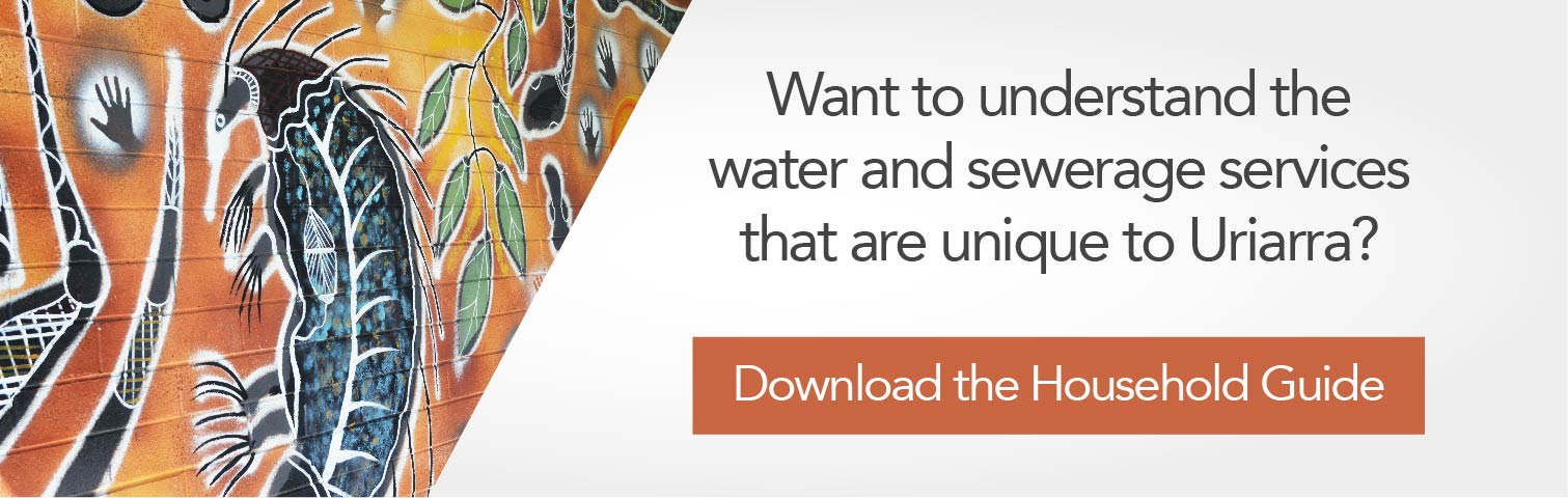 Want to understand the water and sewerage services that are unique to Uriarra? Download the household guide.