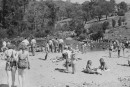 Trades and Labour Day picnic at Cotter Bend Recreation Area, 1949