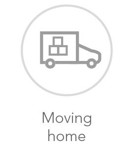 moving home information