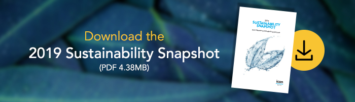 Download the 2019 Sustainability Snapshot PDF 4.38 MB